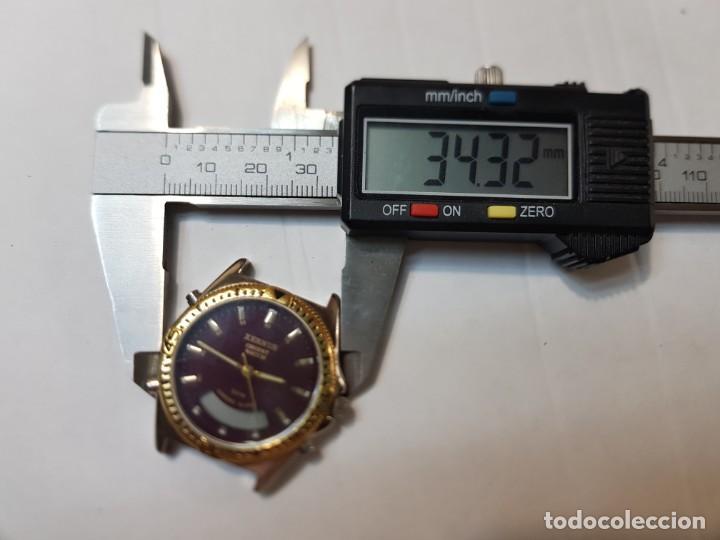 Relojes: Reloj Analógico Digital Caballero Xernus Orient Watch - Foto 4 - 212864052