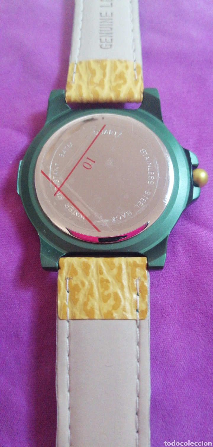 Relojes: RELOJ DE PULSERA MARCA HALCÓN 3ATM QUARTZ - Foto 3 - 212962293