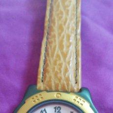 Relojes: RELOJ DE PULSERA MARCA HALCÓN 3ATM QUARTZ. Lote 212962293
