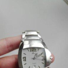 Relojes: RELOJ LOTUS BLANCO. Lote 212996481