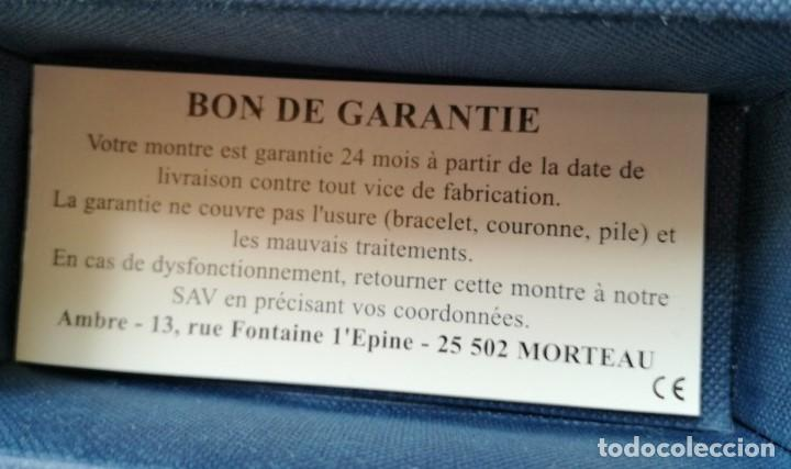 Relojes: RELOJ DE DAMA de la casa francesa YONGER & BRESSON en su CAJA - Foto 6 - 213432865