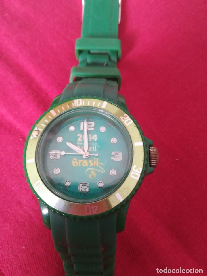 RELOJ 2014 FIFA BRASIL ORIGINAL (Relojes - Relojes Actuales - Otros)