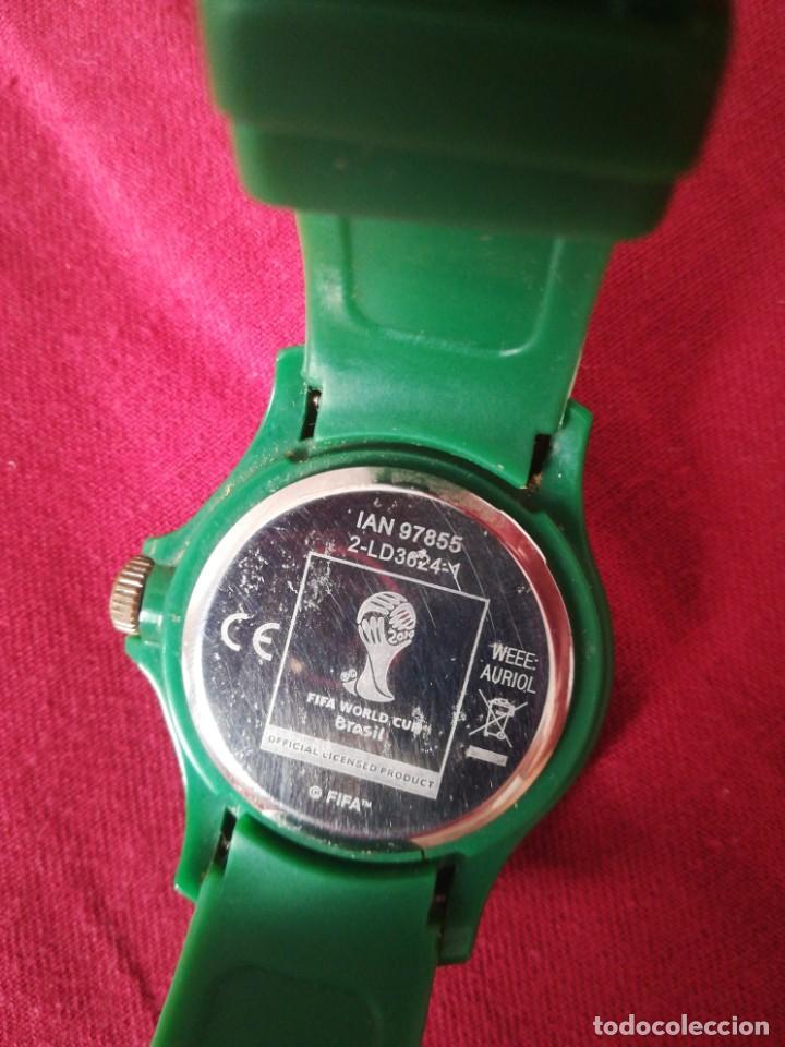 Relojes: Reloj 2014 FIFA Brasil original - Foto 2 - 213766673