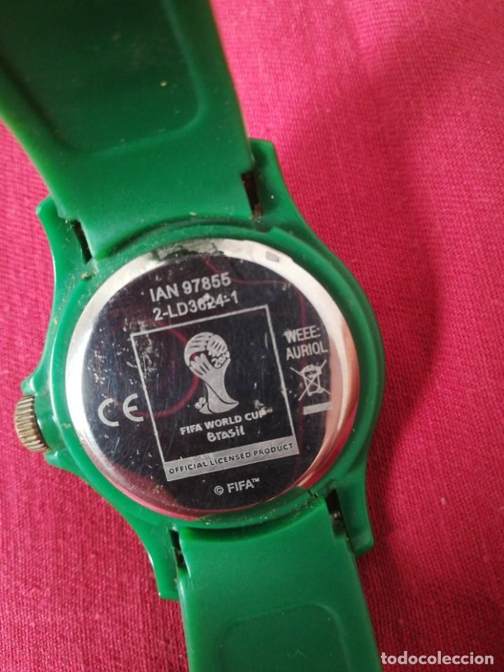 Relojes: Reloj 2014 FIFA Brasil original - Foto 6 - 213766673