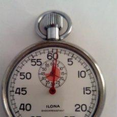 Relojes: RELOJ CRONÓMETRO ILONA. Lote 213937171