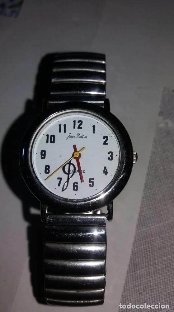 ANTIGUO RELOJ JEAN BELLVE DE SEÑORA, PLENO FUNCIONAMIENTO, BUENA CONSERVACIÓN (Relojes - Relojes Actuales - Otros)