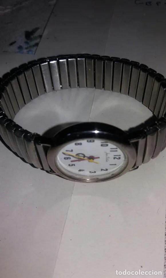 Relojes: ANTIGUO RELOJ JEAN BELLVE DE SEÑORA, PLENO FUNCIONAMIENTO, BUENA CONSERVACIÓN - Foto 2 - 214068221