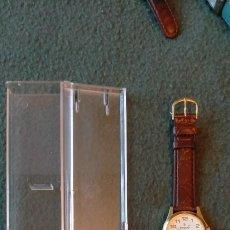 Relojes: RELOJ BRAVO QUARTZ. NUEVO RESTOS TIENDA. Lote 214156503
