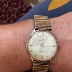 Relojes: RELOJ DE CUERDA FESTINA HOMBRES AÑOS 50 FUNCIONA. Lote 214183145