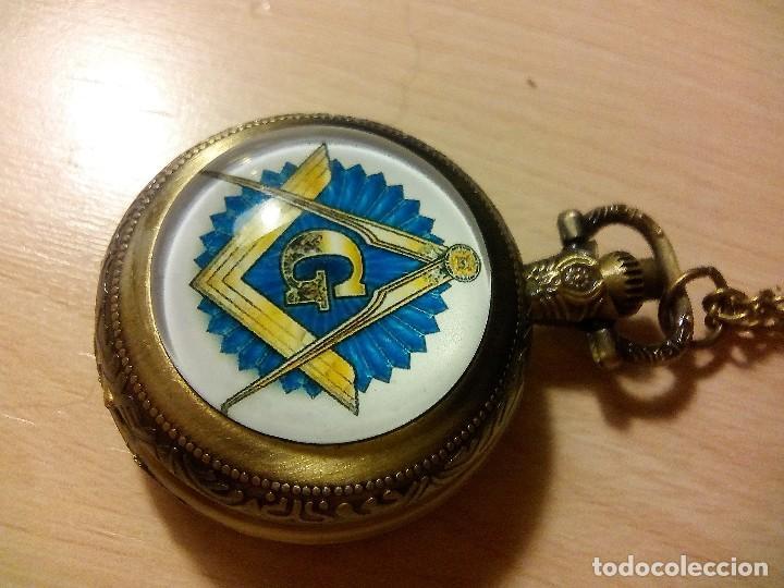 RELOJ BOLSILLO MASON LIBRE (Relojes - Relojes Actuales - Otros)
