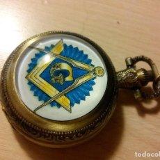 Relojes: RELOJ BOLSILLO MASON LIBRE. Lote 214215010