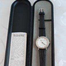 Relojes: RELOJ DE MUJER, POLITE NUEVO EN CAJA ORIGINAL. 19 CM LARGO. 28.9 MM ESFERA . 19.12 GRAMOS.. Lote 214270741