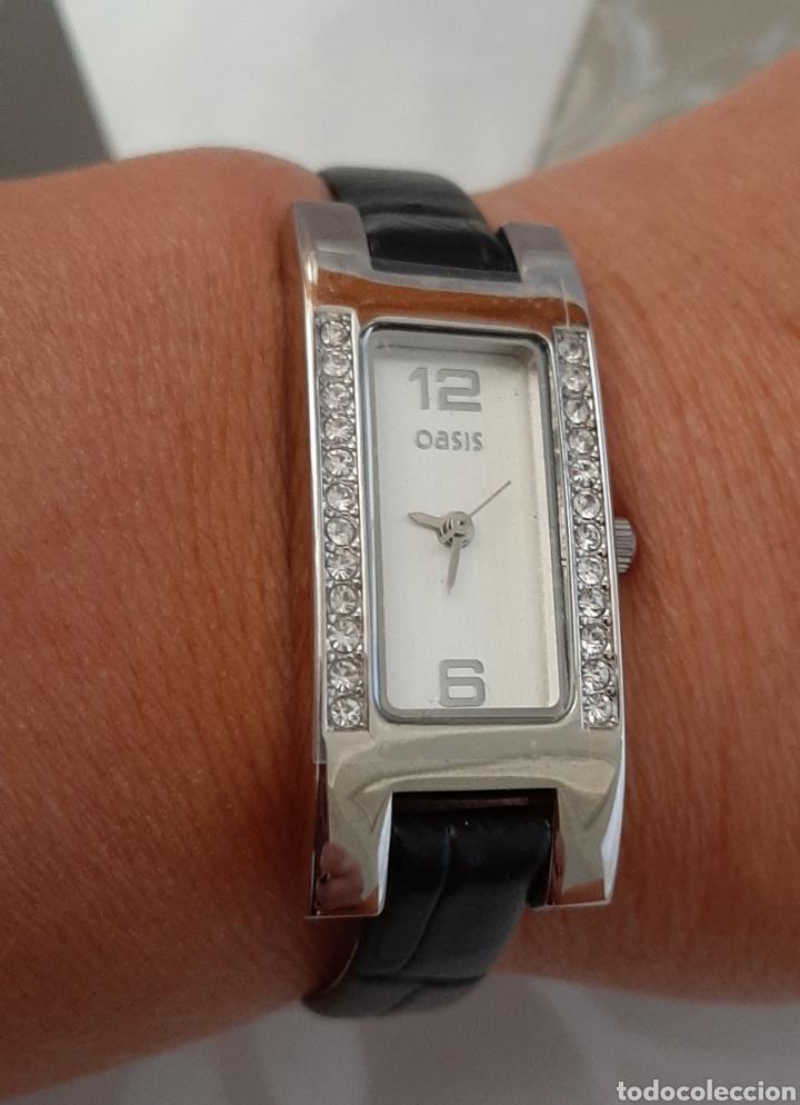 Relojes: Reloj mujer OASIS nuevo en caja original. 21 centimetros largo. Observe las fotos - Foto 4 - 215083851