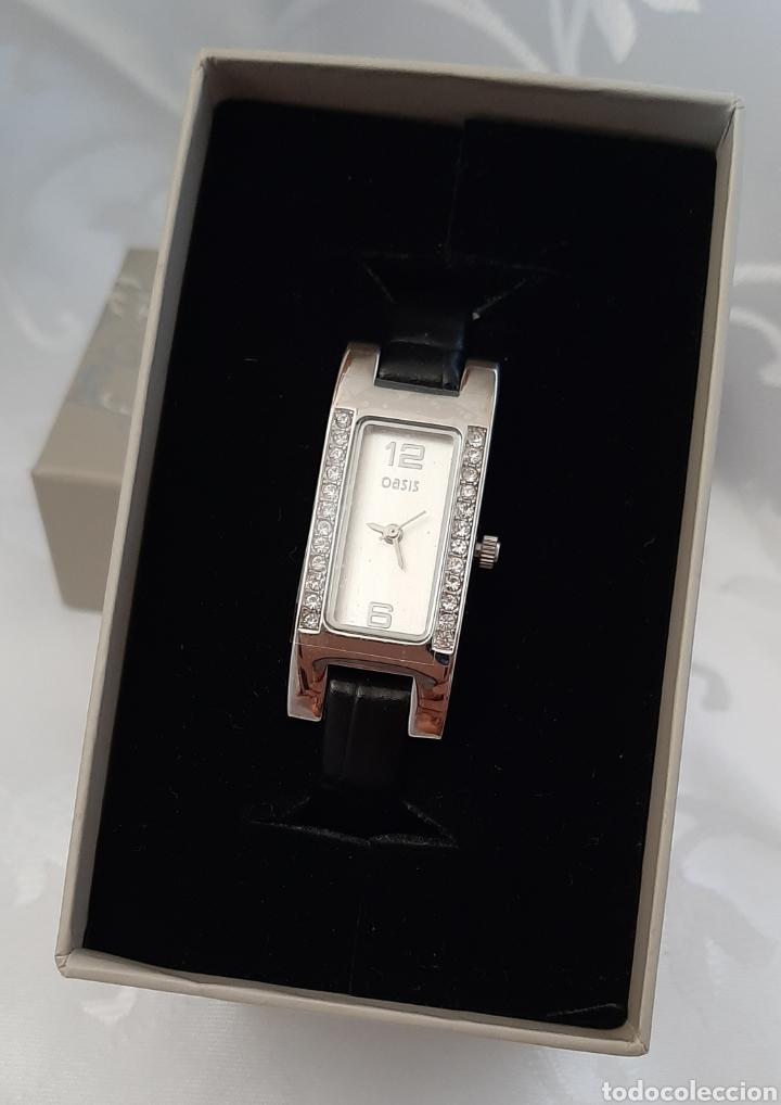 Relojes: Reloj mujer OASIS nuevo en caja original. 21 centimetros largo. Observe las fotos - Foto 5 - 215083851