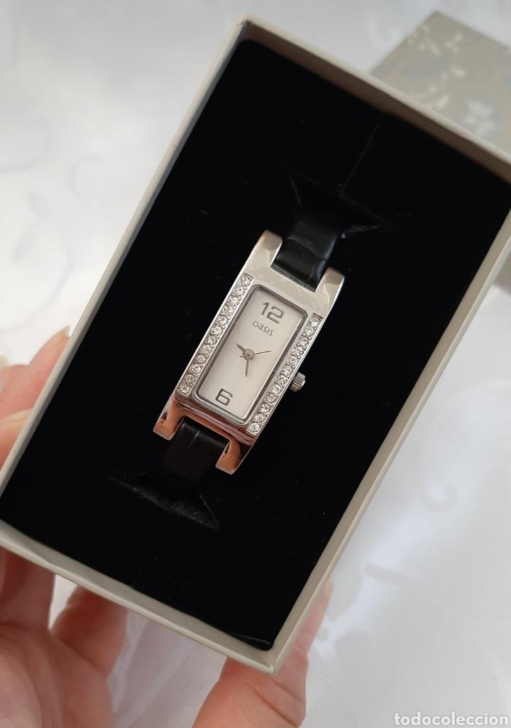 Relojes: Reloj mujer OASIS nuevo en caja original. 21 centimetros largo. Observe las fotos - Foto 6 - 215083851