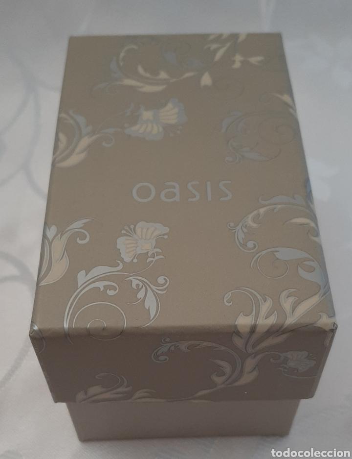 Relojes: Reloj mujer OASIS nuevo en caja original. 21 centimetros largo. Observe las fotos - Foto 7 - 215083851