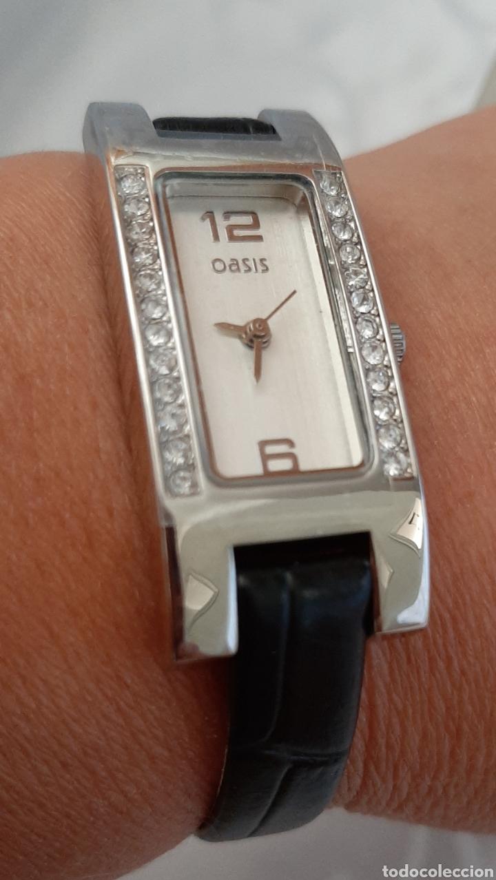 Relojes: Reloj mujer OASIS nuevo en caja original. 21 centimetros largo. Observe las fotos - Foto 8 - 215083851