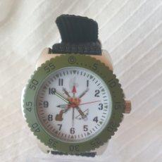 Relojes: RELOJ MILITAR DE LA LEGIÓN ESPAÑOLA NUEVO. Lote 215443271