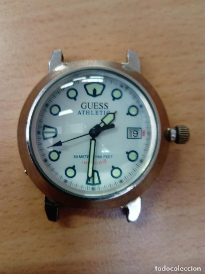 Relojes: Reloj Guess Athletic Indiglo - Foto 1 - 216625727