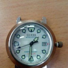Relojes: RELOJ GUESS ATHLETIC INDIGLO. Lote 216625727