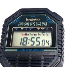 Relojes: RELOJ CRONÓMETRO DE MANO DIGITAL MARCA SUPERWATCH. Lote 216710961