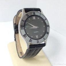 Relojes: ELEGANTE RELOJ DE CUARZO - CAJA 34 MM - FUNCIONANDO. Lote 216862737