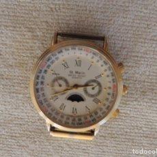 Relojes: RELOJ SAN MARIN NO SE SI ES ANTIGUO. CREO QUE ES DE PILAS.. Lote 216965306