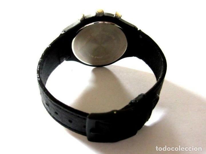 Relojes: EXCLUSIVO RELOJ PULSERA CRONOGRAFO DISEÑADO POR MERCEDES VER FOTOS - Foto 2 - 217106345