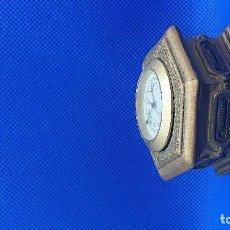 Orologi: REPLICA DE RELOJ ANTIGUO DE MESA , ES ALGO PESADO , LEER DESCRIPCION. Lote 217303328