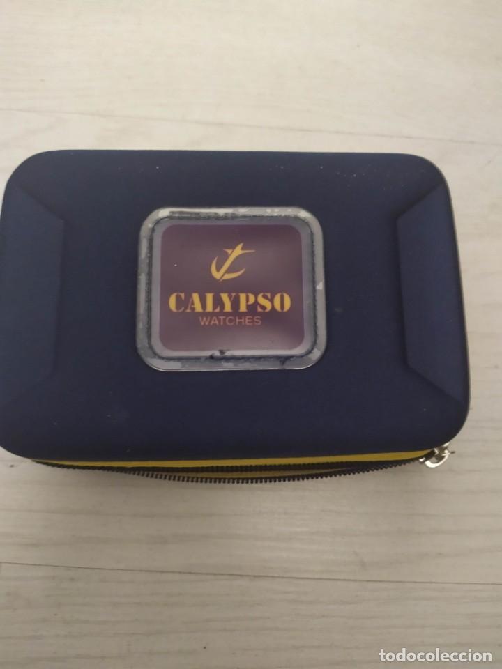 RELOJ CALYPSO HOMBRE K5196 CON ESTUCHE (Relojes - Relojes Actuales - Otros)