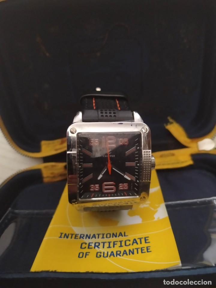 Relojes: RELOJ CALYPSO HOMBRE K5196 CON ESTUCHE - Foto 3 - 217555841