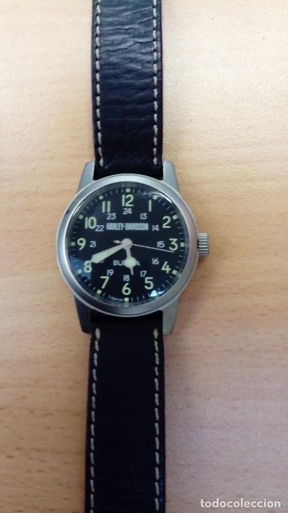 Relojes: Reloj Harley davidson by bulova - Foto 2 - 217927748