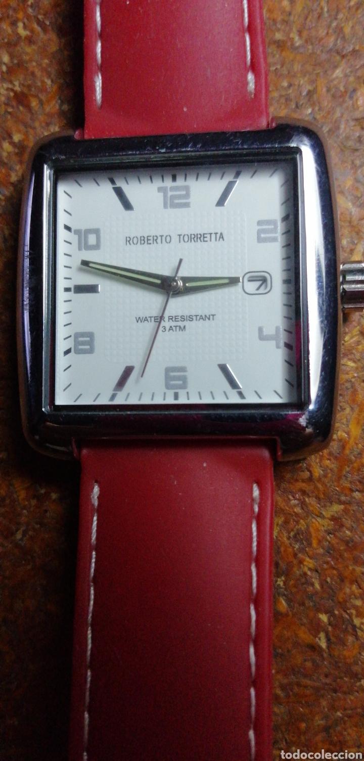RELOJ DE PULSERA MARCA ROBERTO TORRETTA (Relojes - Relojes Actuales - Otros)