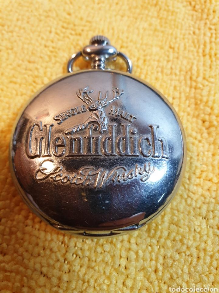Relojes: Reloj bolsilo Glenfiddich - Foto 2 - 217957183