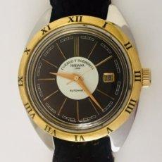 Relojes: CUERVO Y SOBRINOS AUTOMATIC VINTAGE. Lote 218058791