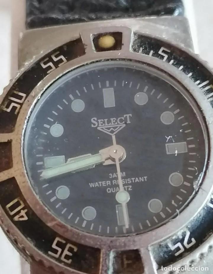 SINGULAR RELOJ DE PULSERA QUARTZ MARCA SELECT KN2620 (Relojes - Relojes Actuales - Otros)