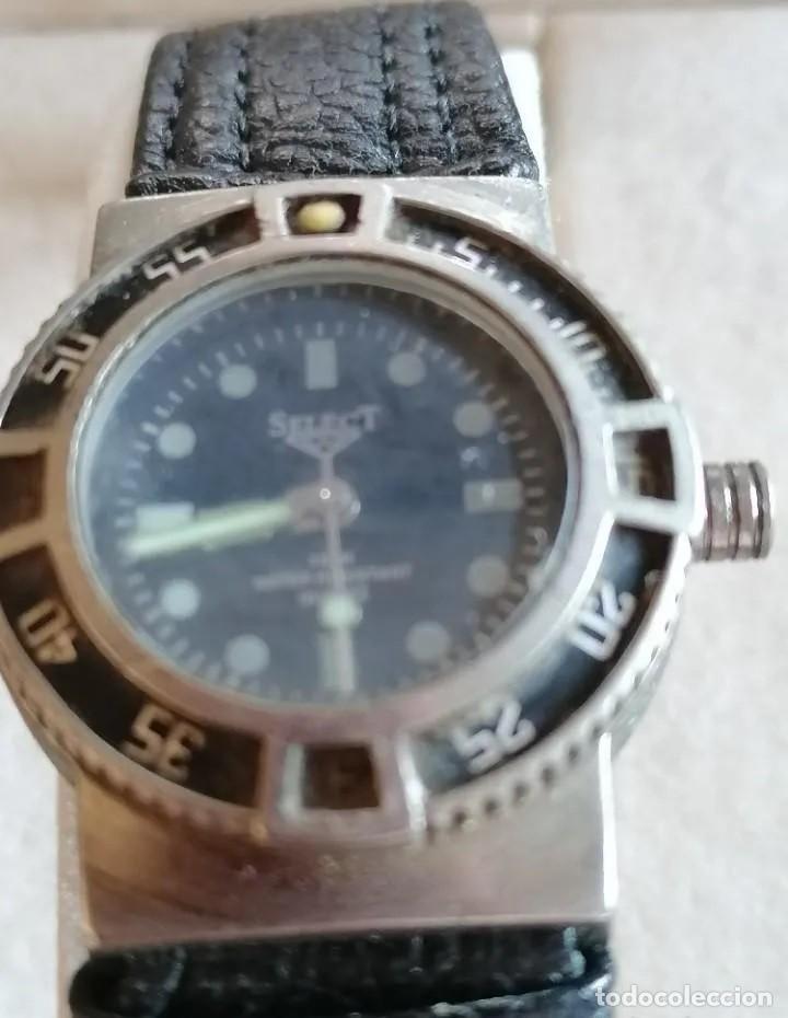 Relojes: SINGULAR RELOJ DE PULSERA QUARTZ MARCA SELECT KN2620 - Foto 2 - 218288285