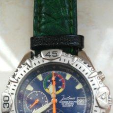 Relojes: RELOJ CRONÓGRAFO JUSTINA (DEFECTO). Lote 218475408