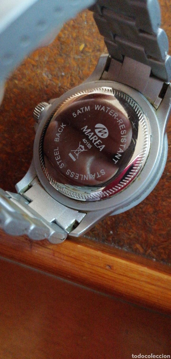 Relojes: RELOJ DE PULSERA MARCA MAREA WATER RESISTANT 5 ATM - Foto 5 - 218960418