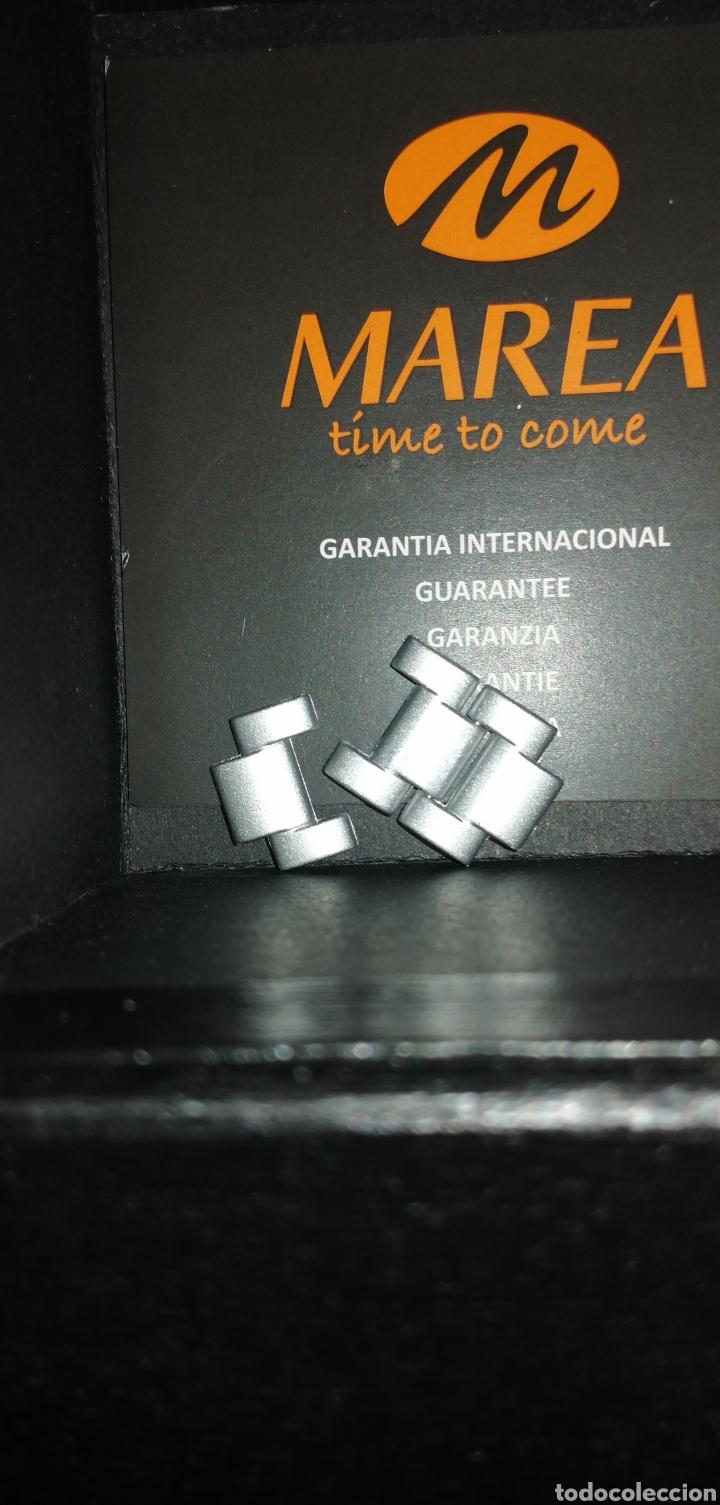 Relojes: RELOJ DE PULSERA MARCA MAREA WATER RESISTANT 5 ATM - Foto 6 - 218960418