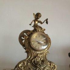 Relojes: RELOJ DE BRONCE AÑOS 50. Lote 219136690