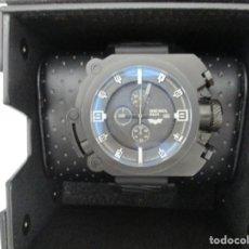 Relojes: BATMAN / RELOJ DIESEL / THE DARK KNIGHT / CABALLERO OSCURO / EDICION LIMITADA. Lote 219413410