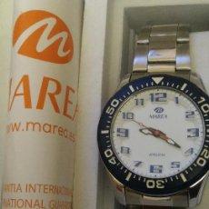Relojes: RELOJ MAREA NUEVO A ESTRENAR CUERPOS ESFERA 3,5 CM. Lote 220794455