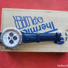 Relojes: RELOJ DE PULSERA THERMIDOR 23543. AÑOS 80.CON PILA Y CORREA NUEVOS. Lote 220812015