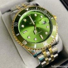 Relojes: RELOJ HOMBRE AUTOMÁTICO ACERO - NUEVO. Lote 220990713