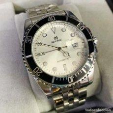 Relojes: RELOJ HOMBRE AUTOMÁTICO ACERO - NUEVO. Lote 221110322
