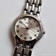Relojes: RELOJ ROMANO QUARTZ - CAJA DE 33.MM DIAMETRO. Lote 221505795