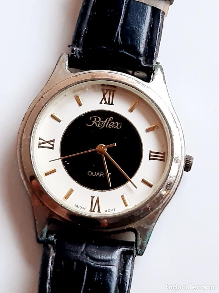 RELOJ REFLEX QUARTZ - CAJA DE 35.MM DIAMETRO (Relojes - Relojes Actuales - Otros)