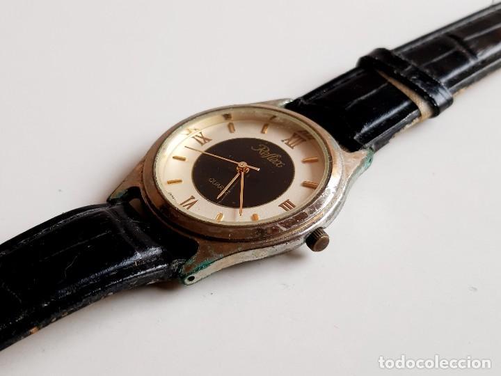 Relojes: RELOJ REFLEX QUARTZ - CAJA DE 35.MM DIAMETRO - Foto 3 - 221511386