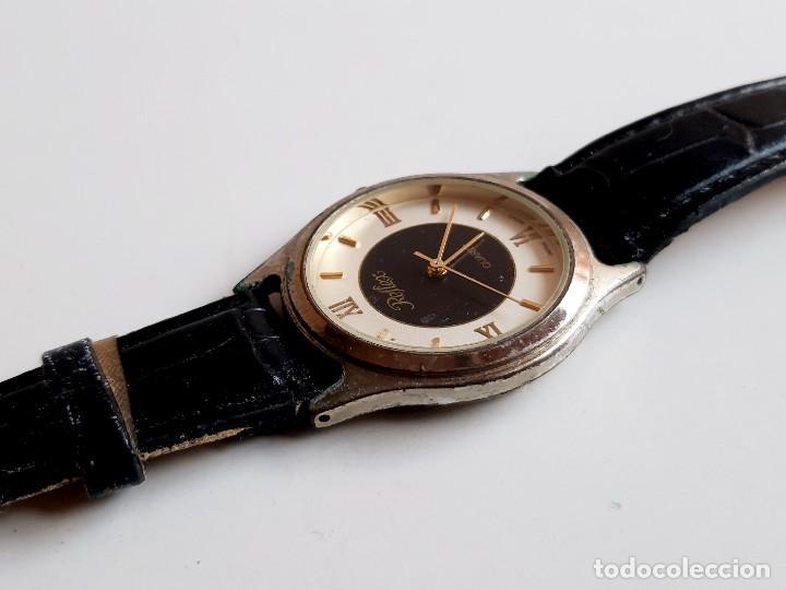 Relojes: RELOJ REFLEX QUARTZ - CAJA DE 35.MM DIAMETRO - Foto 4 - 221511386